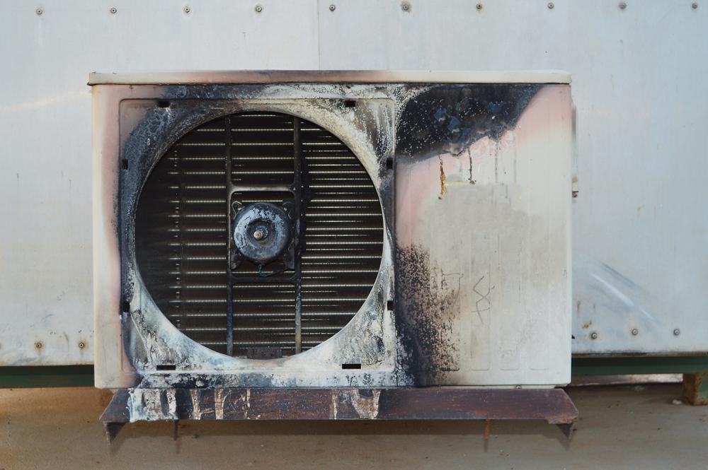 Není vaše kondenzátor klimatizace funkční?