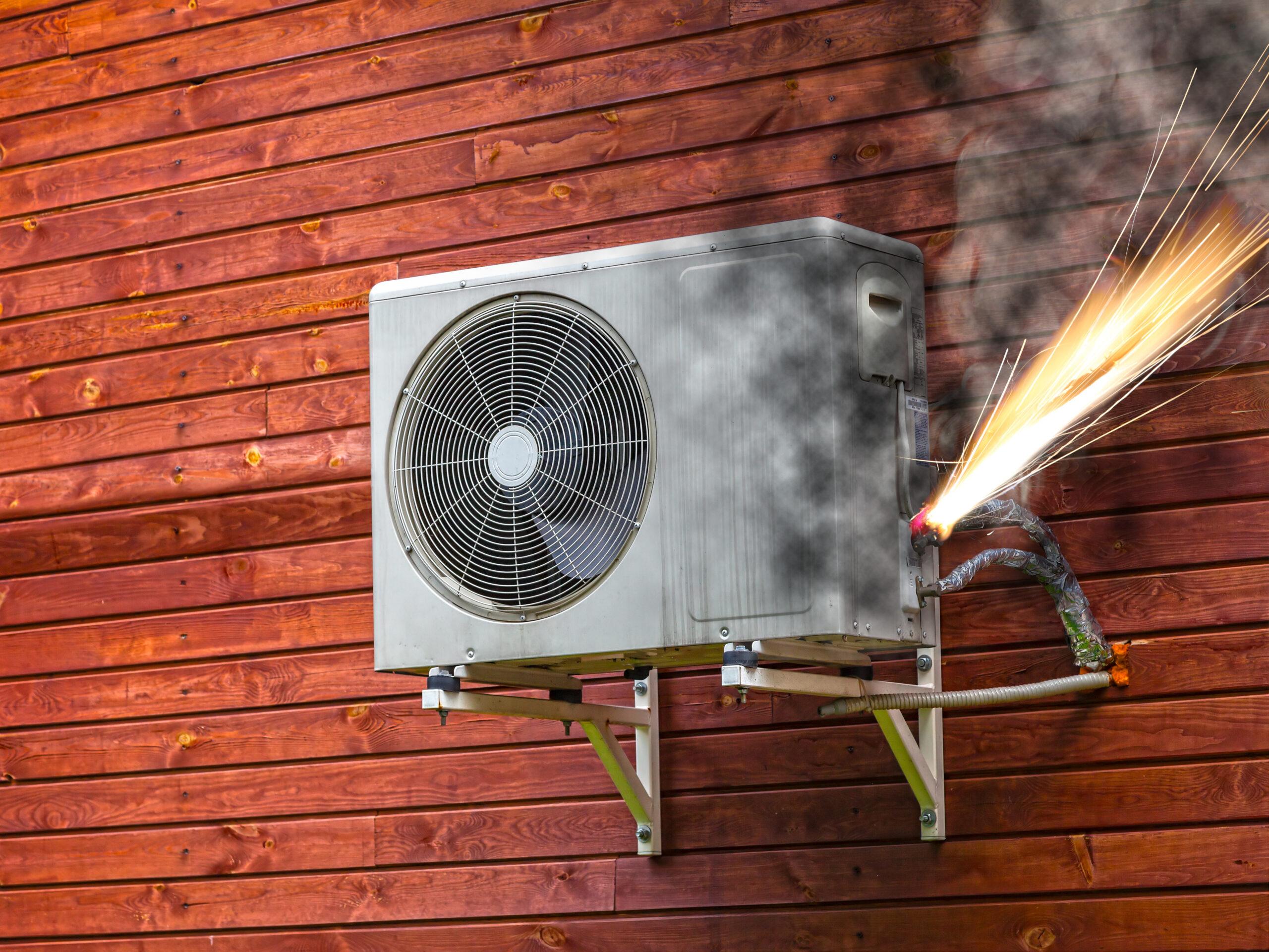 Jak opravit (ne) nefunkční klimatizaci