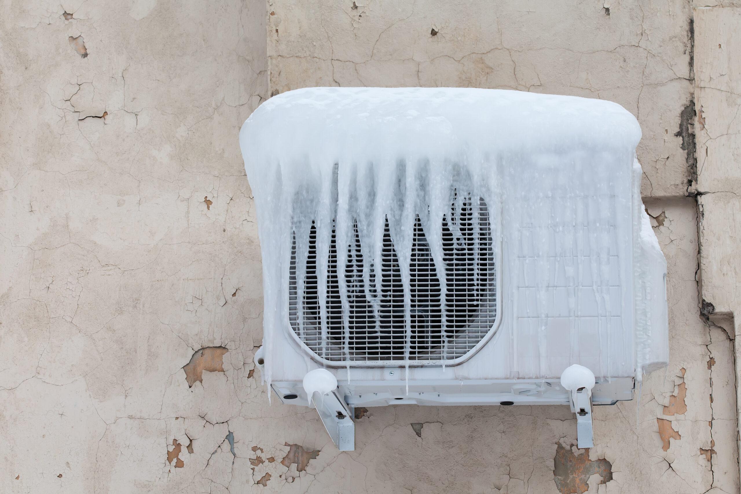 Zmrazování klimatizace aco to způsobuje