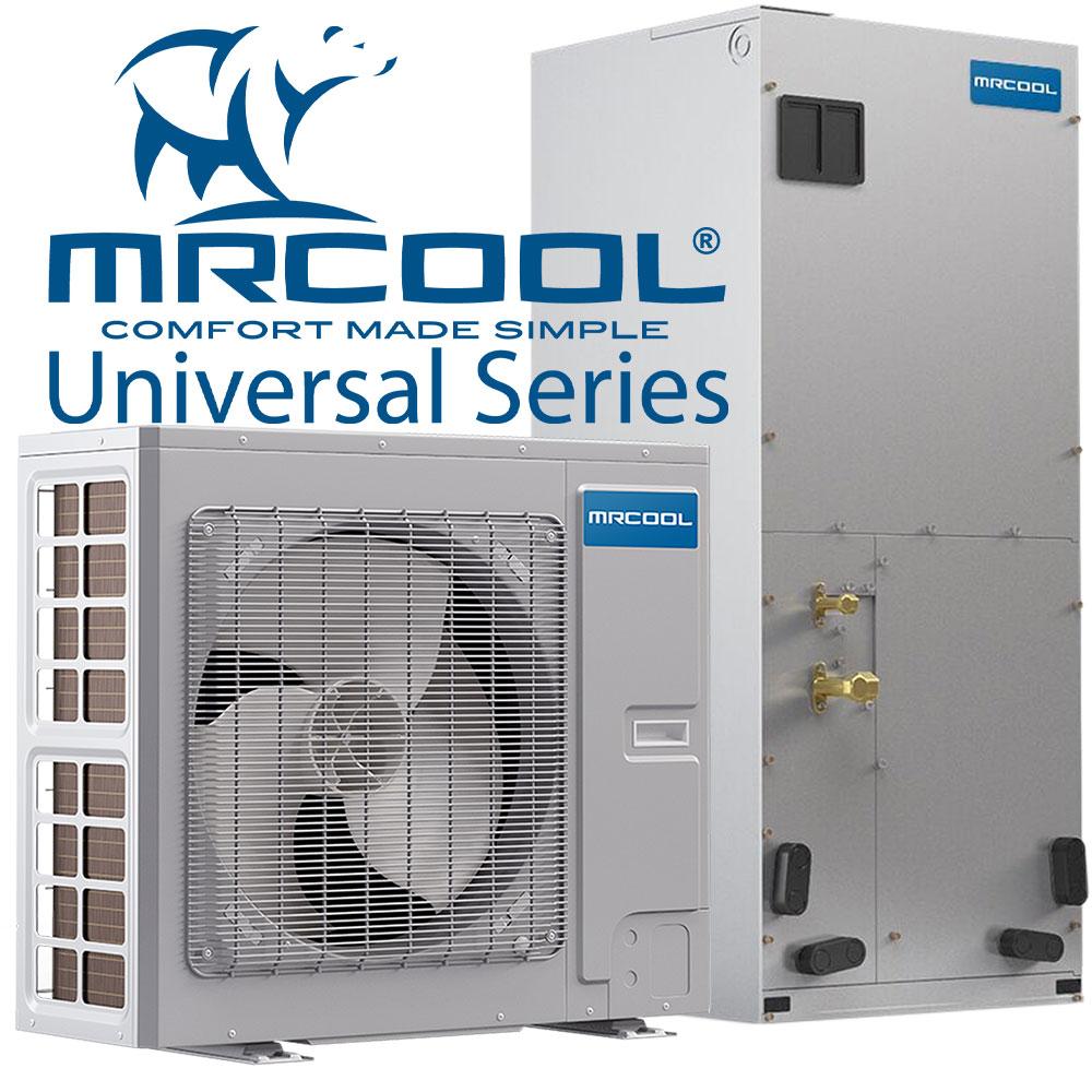 Univerzální tepelné čerpadlo MrCool – inovativní pohodlí